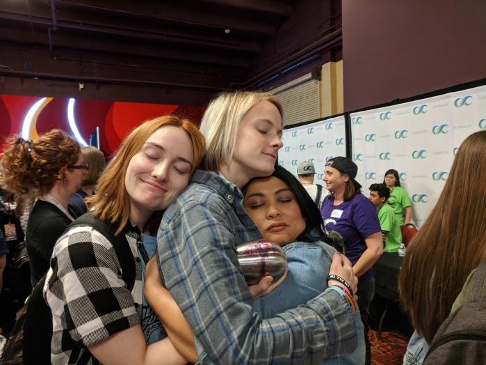 15 minute hug